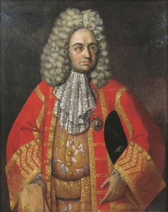 Строганов Григорий Дмитриевич