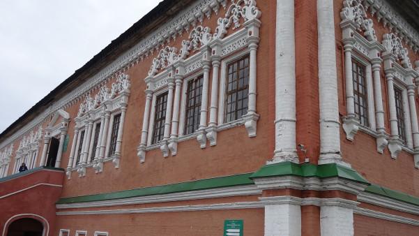 Усолье Строгановские палаты