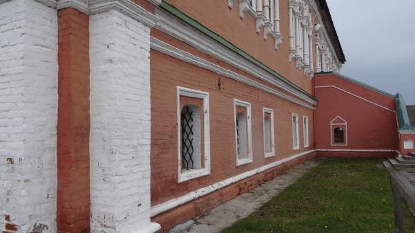 город Усолье палаты Строгановых