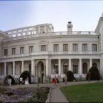 Ливадийский дворец Крым, Россия