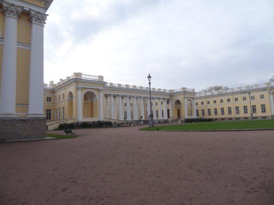 Александровский дворец 2013 год