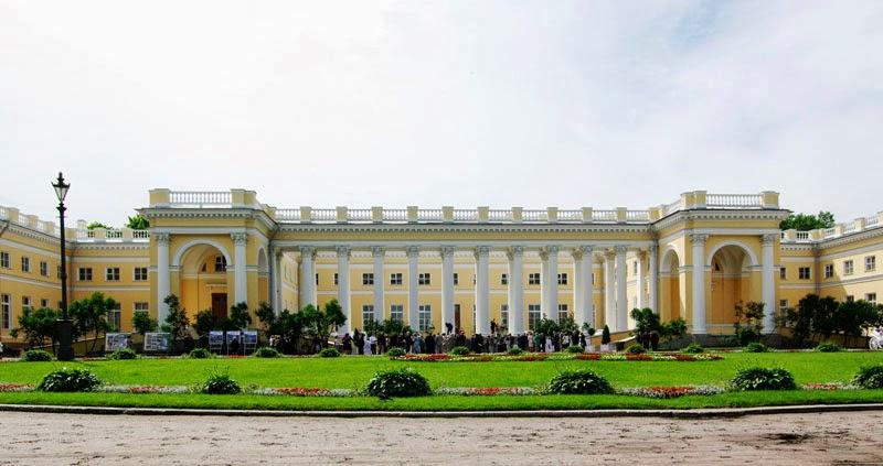 """Александровский дворец """"Царское Село"""""""