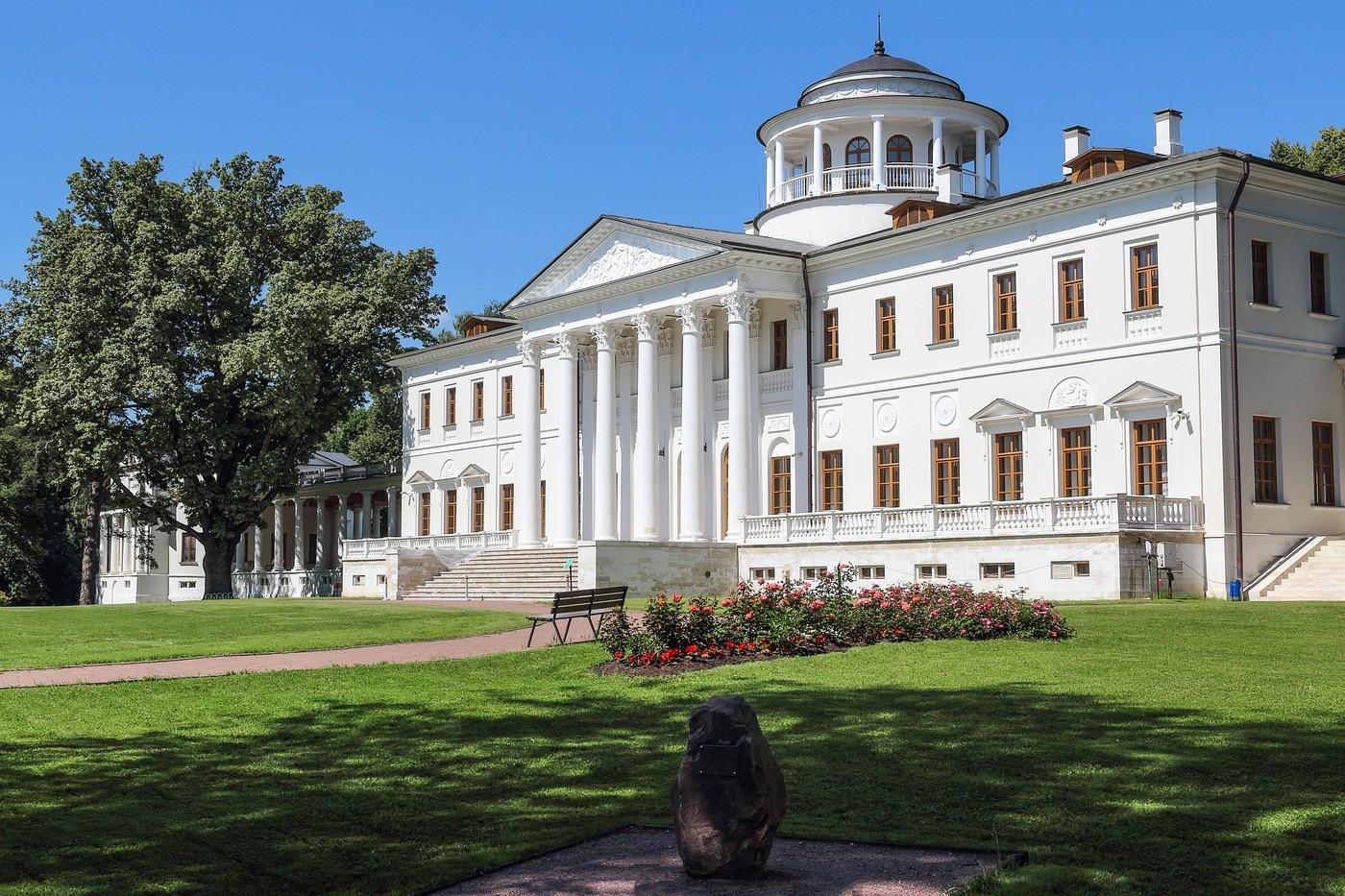 «Остафьево» — музей-усадьба