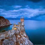 Ласточкино гнездо Крым Россия