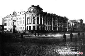 Дом Селиванова 1917 год