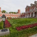 Петровский путевой дворец г. Москва