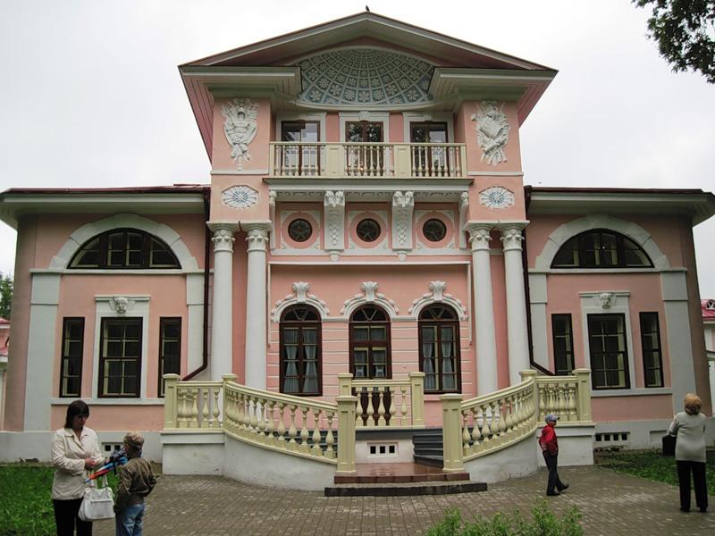 Усадьба Брянчаниновых в Вологодской области