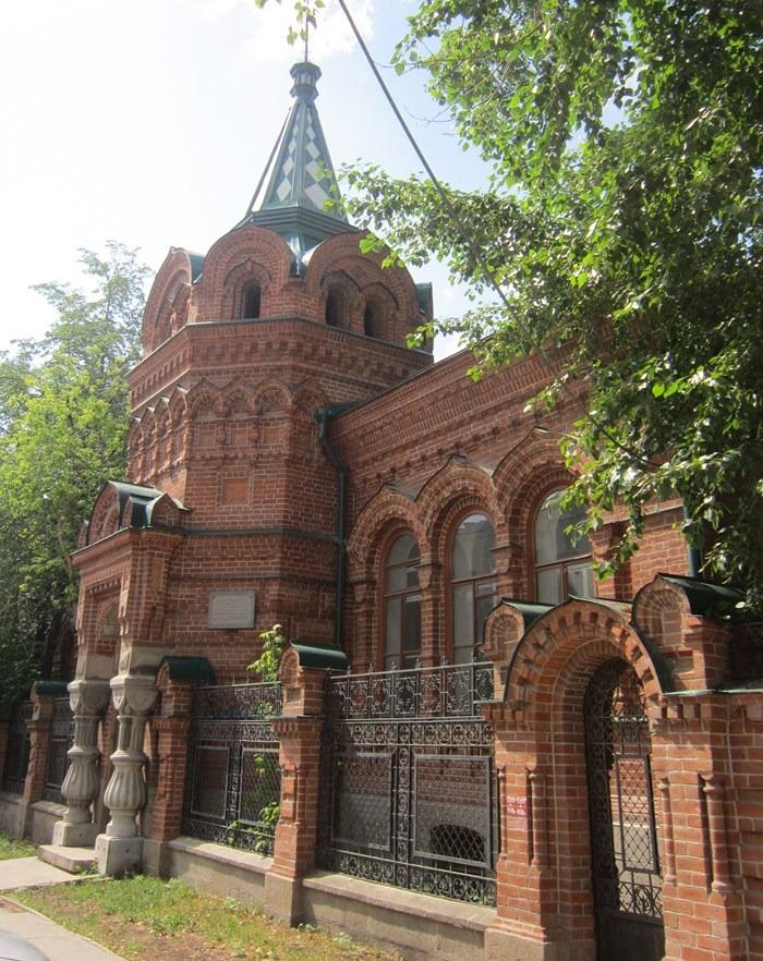 Усадьба Железнова в городе Екатеринбург