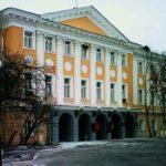 Усадьба графа Остермана г. Москва