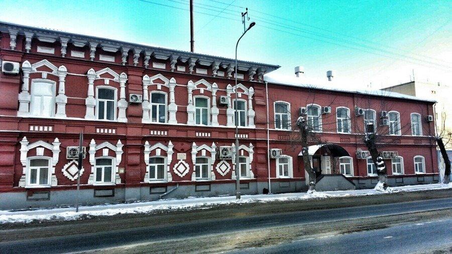 особняк Данилушкина наше время