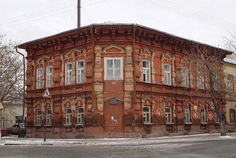 особняк Данилушкина