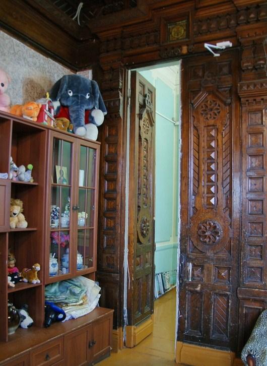 Дом Локалова кабинет