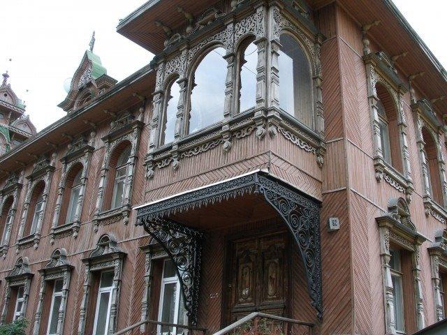 Дом художников главный вход