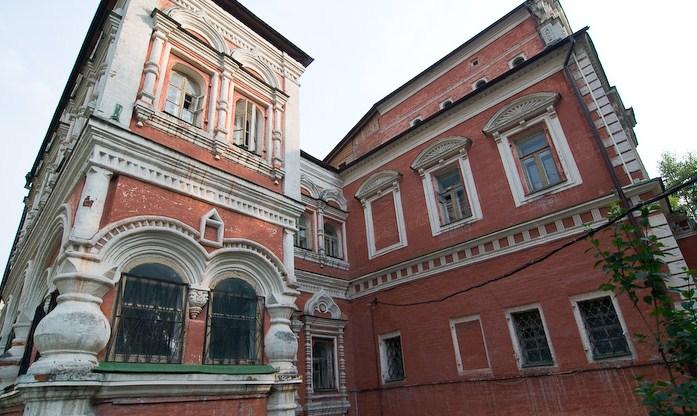 Палаты Аверкия Кириллова г. Москва