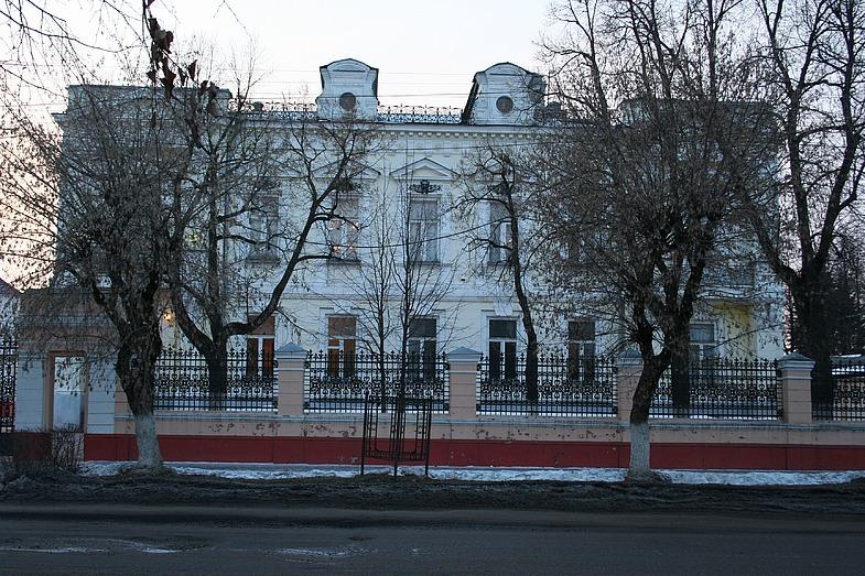 Усадьба фабриканта М.А. Павлова