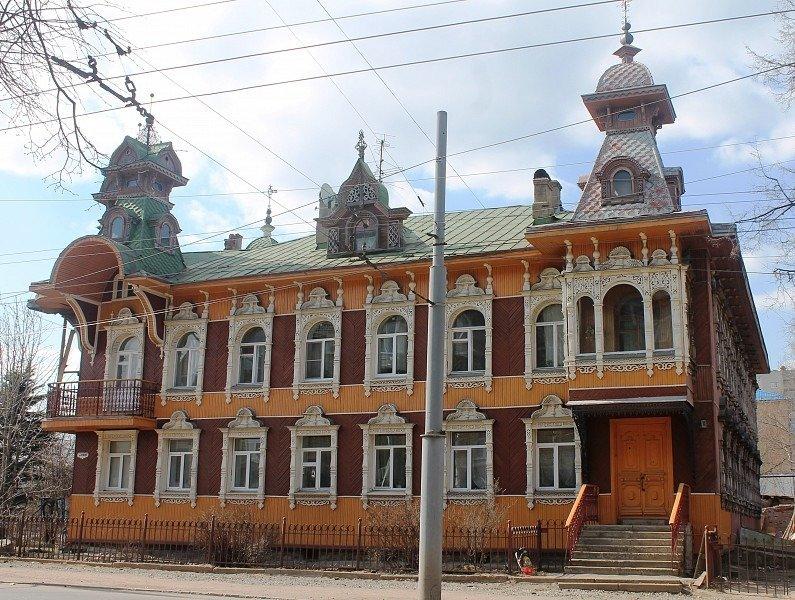 дом художников в Рыбинске