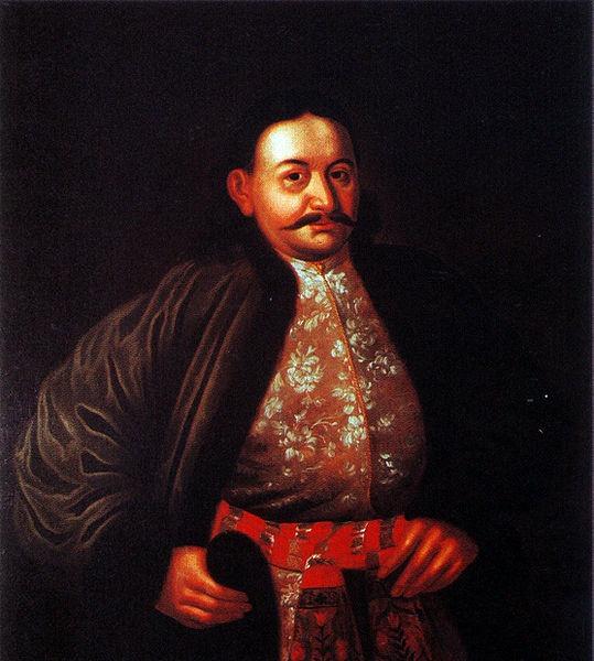 Князь Федор Юрьевич Ромодановский