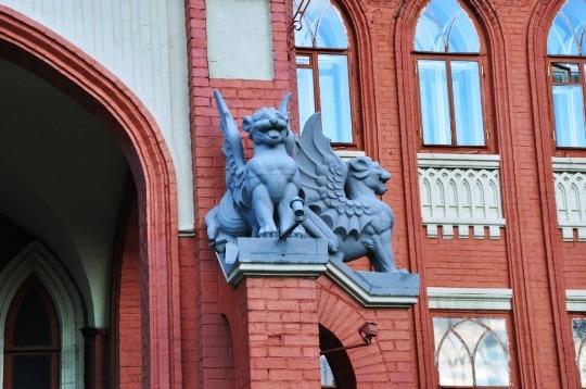 Особняк купца Т.Ф. Булычёва Киров