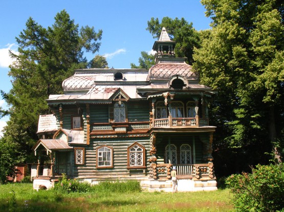 Дом Бугрова до реставрации