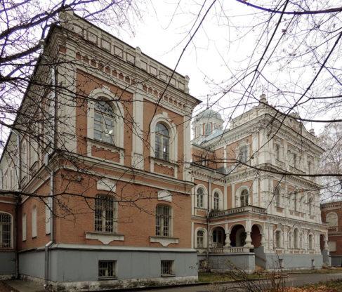 покровский дворец