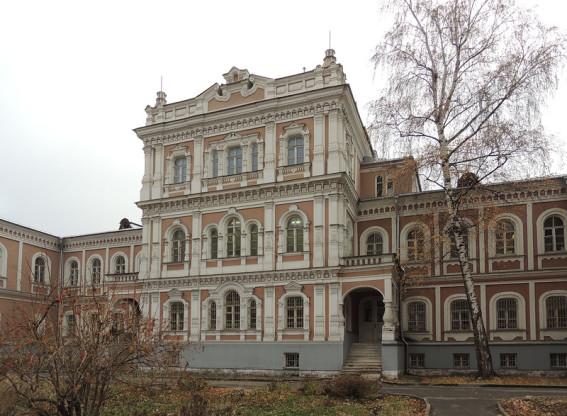 Дворец в Покровское-Рубцово