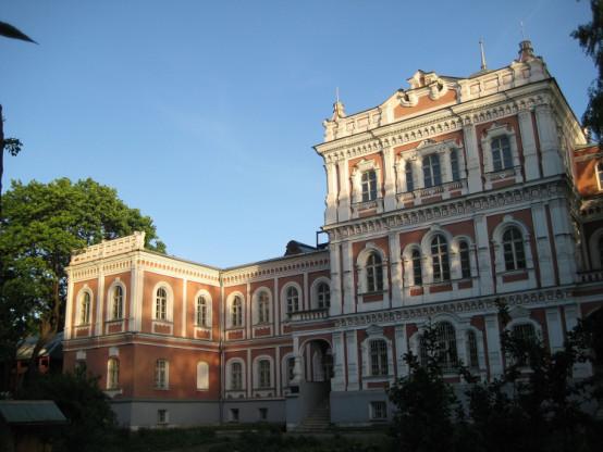 Елизаветинский дворец Покровское-Рубцово