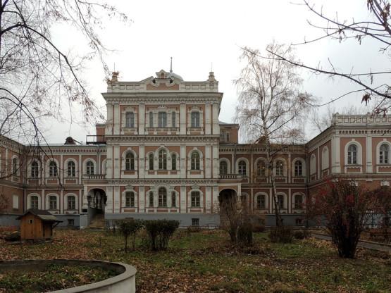 Елизаветинский дворец современный вид