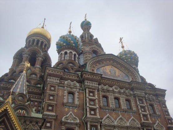 Спаса-на-Крови г. Санкт Петербург