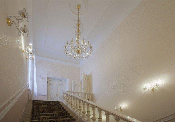 Особняк купца Флеера парадная лестница