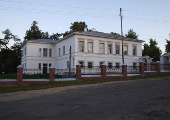 Чердынская уездная земская управа