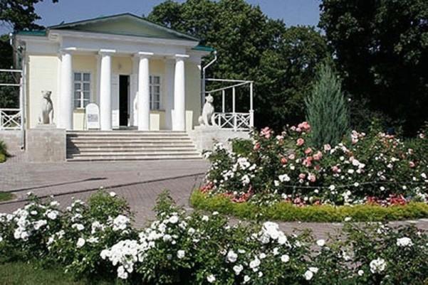 Дворцовый павильон 1825 года