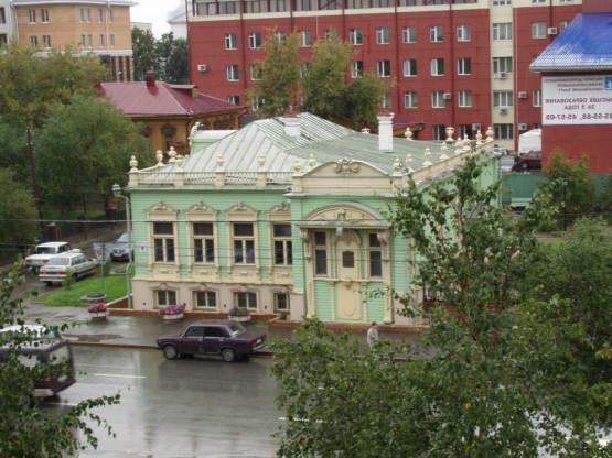 Усадьба Колокольникова