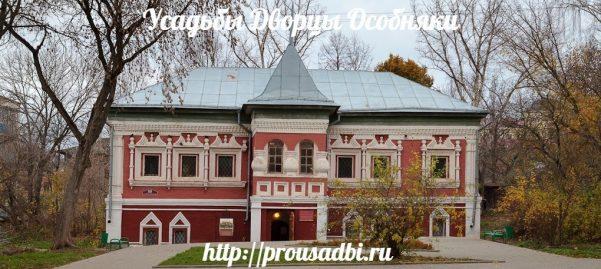 Каменные палаты Коробовых в Калуге