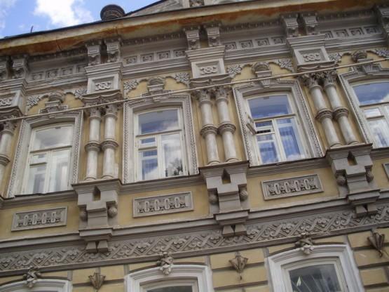 Дом купца Чеснокова Н.Новгород