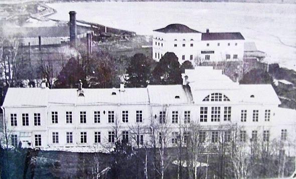 Дом заводовладельцаl