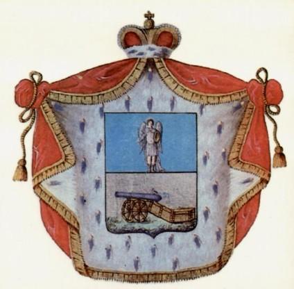 герб Всеволожских