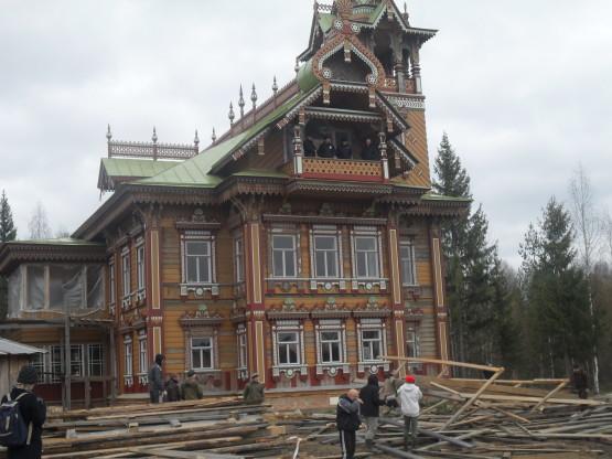 дом сазонова после реставрации