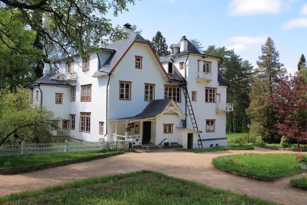 музея-заповедника В.Д. Поленова