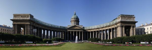 Казанский собор город Санкт Петербург