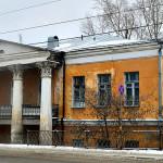 Усадьба Рязановых Екатеринбург