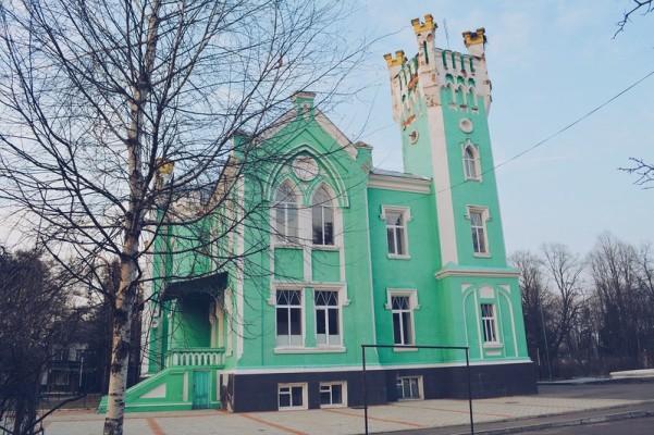 Усадьба Вьюнки купца Сапожкова