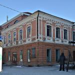 Дом и магазин купца Ахунова Челябинск