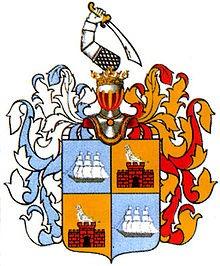 Герб семьи Лакиера