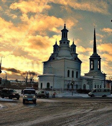 Троицкий собор алапаевск