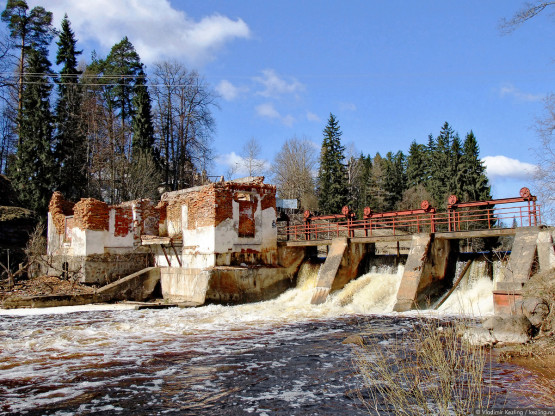 ГЭС - Белогорка