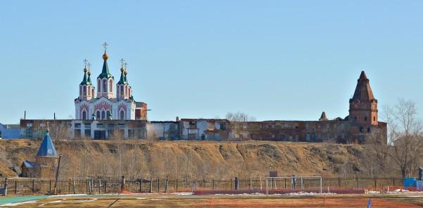 Далматовский Успенский мужской монастырь