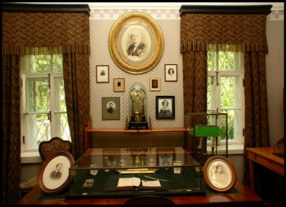 Музей Тютчева усадьба Мураново