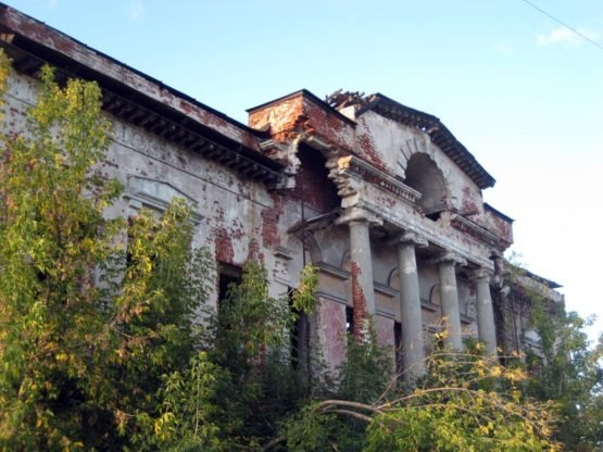 Дом купцов Каратыгиных Муром