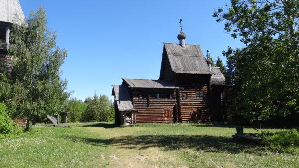 Церковь Богородицкая, музей Холовка