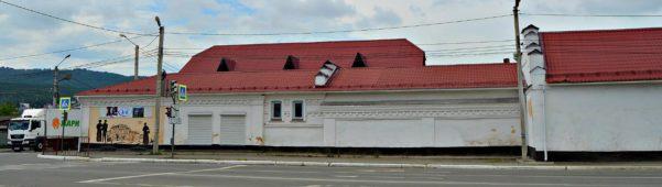 Усадьба Бодунова Горно-Алтайске